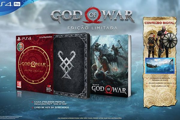 GOW PlayStation 4