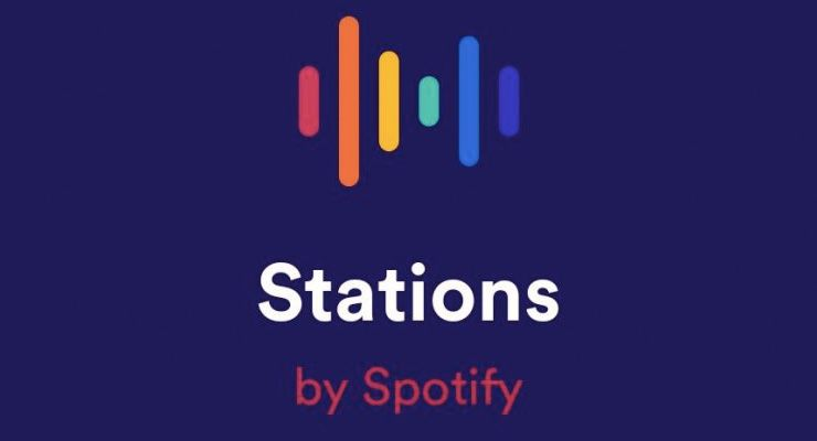 Stations by Spotify