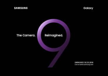 Galaxy S9 Unpacked 2018