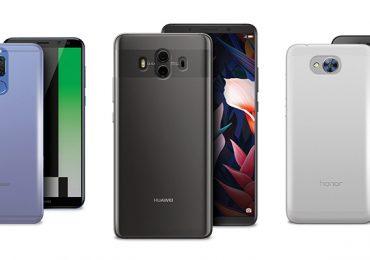 Huawei tem novas capas transparentes da Puro