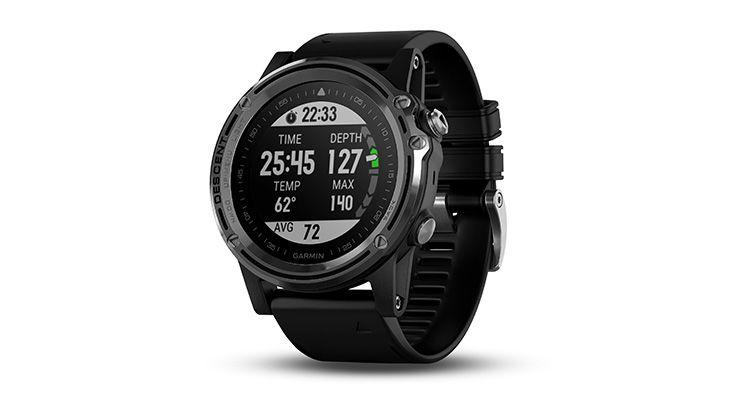 Garmin lança primeiro computador de mergulho em formato relógio