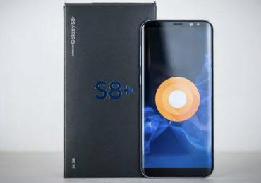 Samsung Galaxy S8 Android Oreo