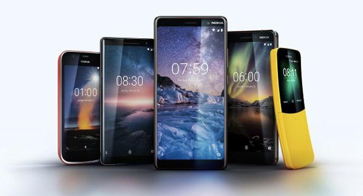 Nokia HMD Global MWC