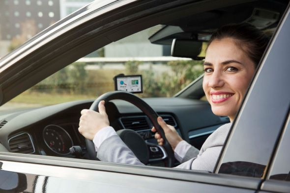GPS inteligente é melhor opção que smartphone para condução