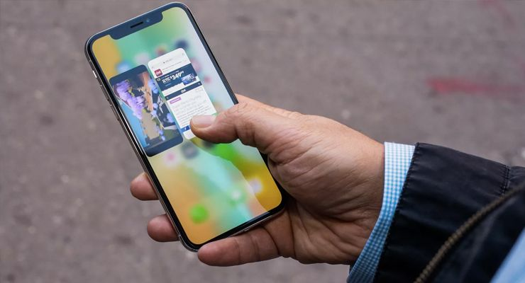 Samsung OLED iPhone X
