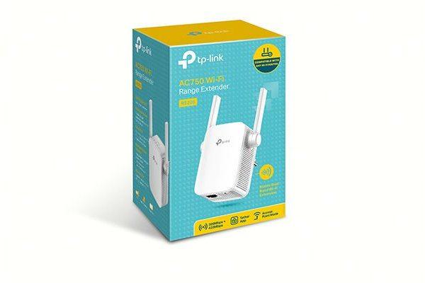 TP-Link lança novo extensor de rede WI-FI RE205