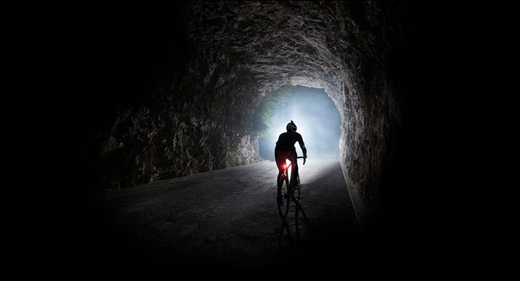 Se é ciclista, leia quando pensar sair para caminhos noturnos