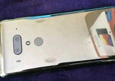 HTC U12 foto