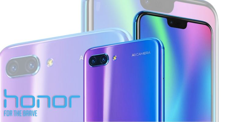 Honor 10 Oficial