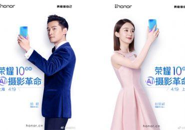 Honor 10 China