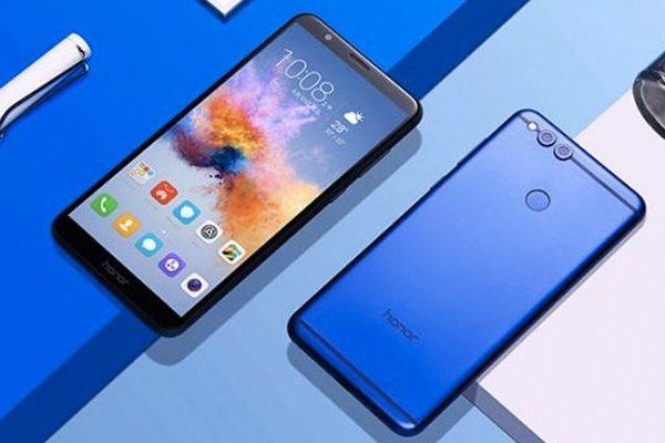 Honor 7X Android Oreo