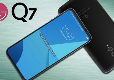 LG Q7 target youtube