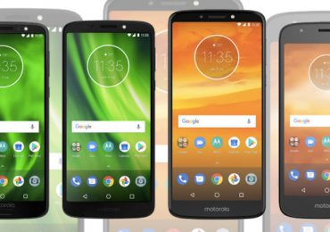 Moto G6 Android P
