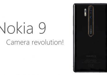 Nokia 9 camera revolution