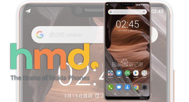 Nokia X6 HMD Global