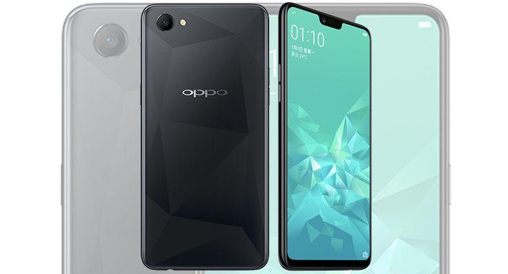 OPPO A3 oficial