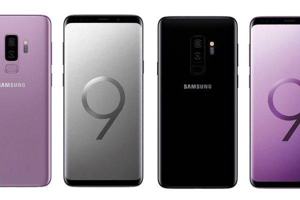 Samsung Galaxy S9 vendas