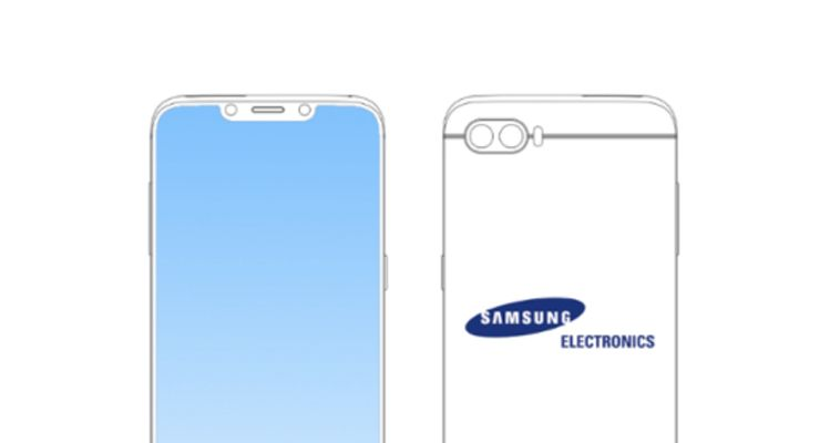 Samsung Patente Notch