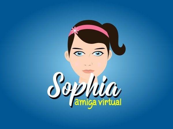 chatbots desenvolvidos no Brasil: Sophia - Amiga Virtual e Júlia - Amiga Virtual