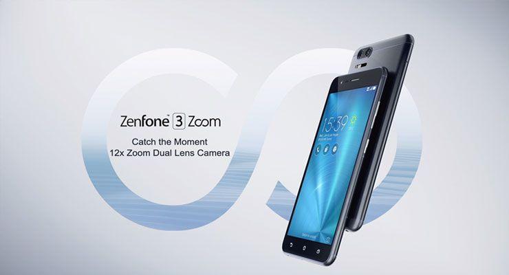 ASUS ZenFone 3 Zoom Oreo