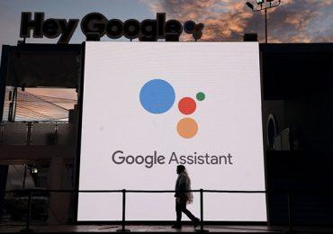 Google Assistant 2018