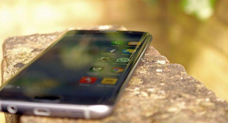 Galaxy S7 Edge oreo