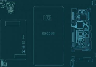 HTC Exodus
