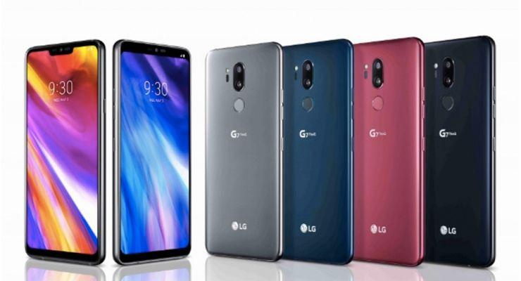 LG G7 ThinQ Oficial