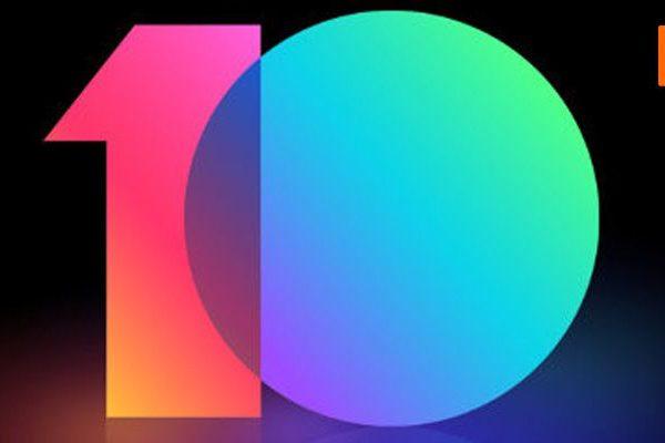 Xiaomi MIUI 10 - Techenet