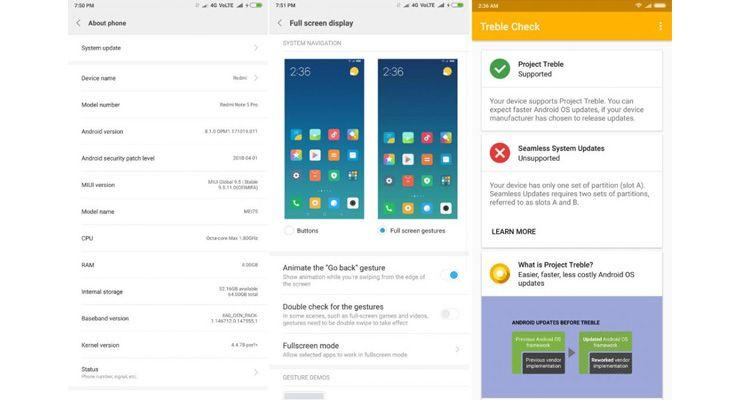 Redmi Note 5 Pro MIUI 9.5