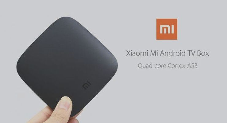 Xiaomi Mi box - Techenet
