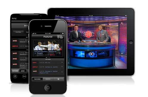 Como assistir partidas esportivas pela internet