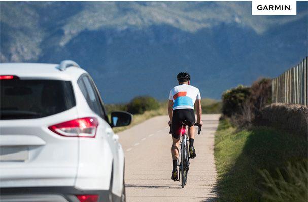 Garmin reforça linha de radares para bicicleta com o novo Varia RTL 510