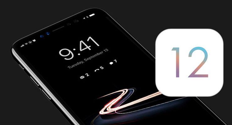 NFC iOS 12