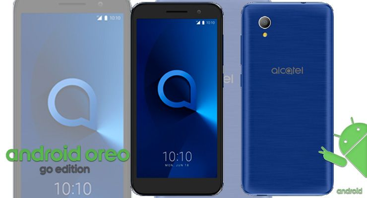 Alcatel 1 Android Go - TecheNet