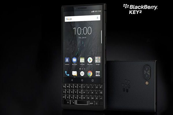 BlackBerry Key2 Oficial