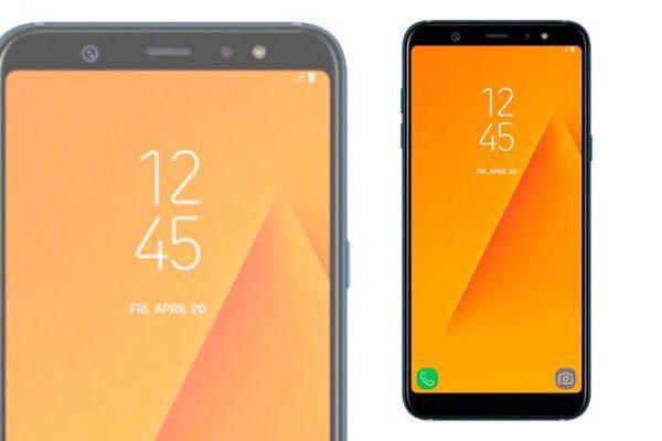 Samsung Galaxy J8 - Techenet