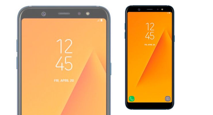 Samsung Galaxy J8 - Techenet