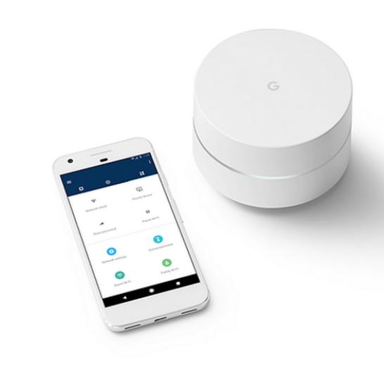 Google Wi-Fi promete levar o o sinal de Wi-Fi a todas as divisões da casa