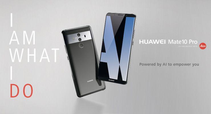 Huawei Mate 10 Pro - techenet