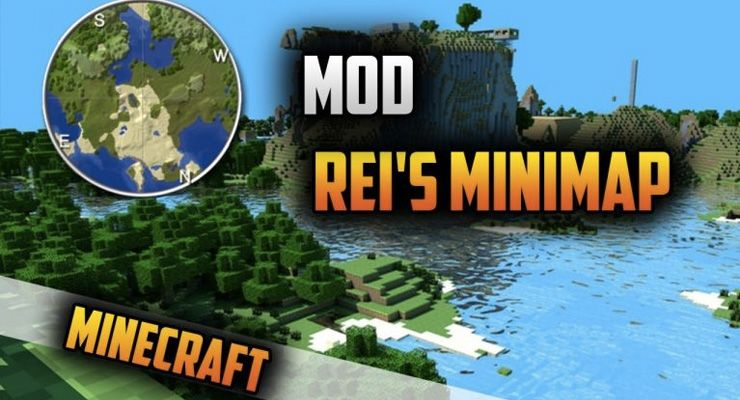 Minecraft MiniMap - Techenet
