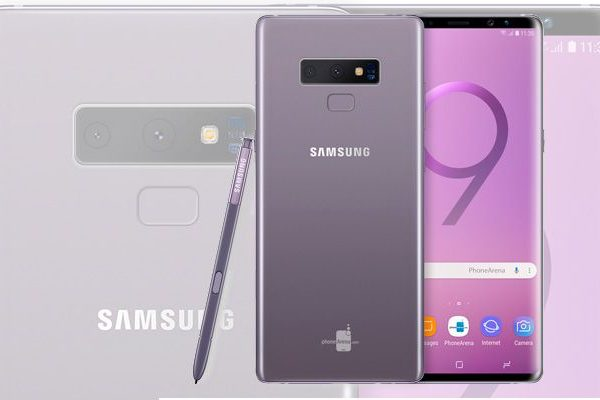 Galaxy Note 9 - Techenet