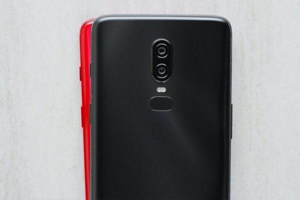 OnePlus 6 vermelho - Techenet