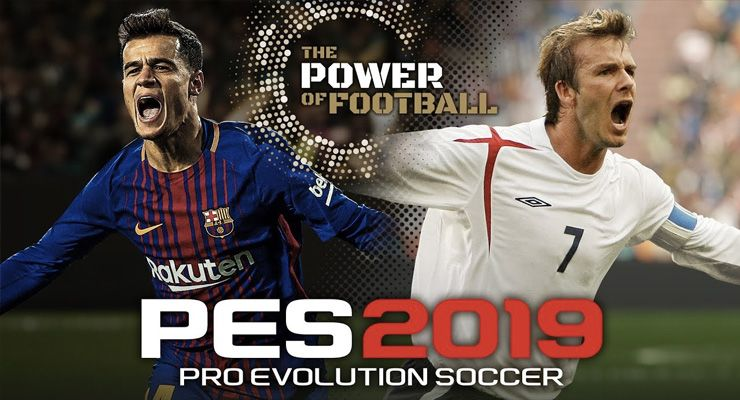 PES 2019 Konami