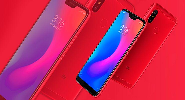 Xiaomi Redmi 6 Pro - Techenet
