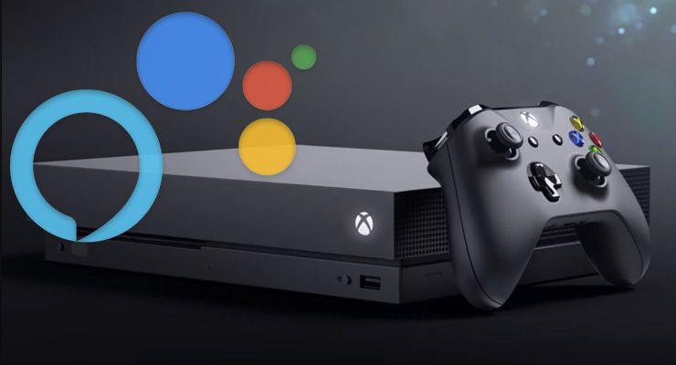 Xbox One Assistente Virtual