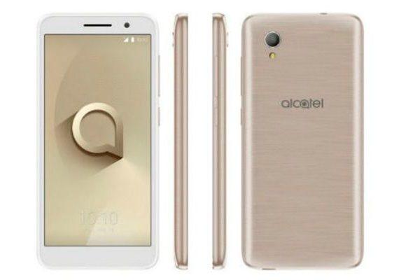Alcatel 1 Android Go - Techenet