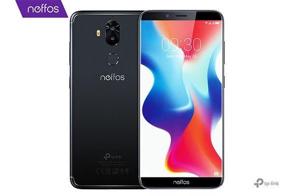 Neffos X9 chega com câmara dupla e ecrã Full-View