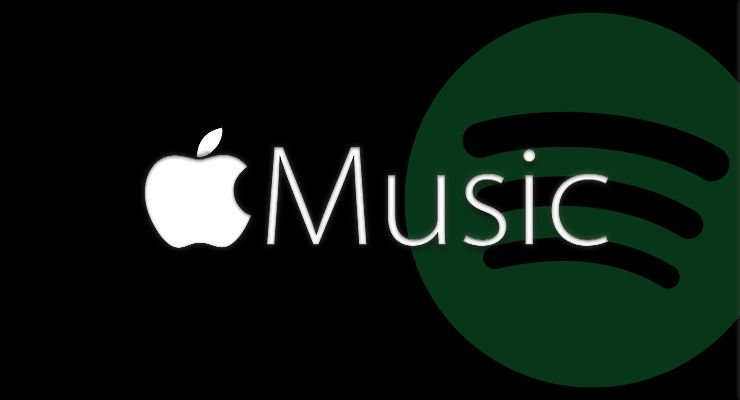 Apple Music Spotify - TecheNet