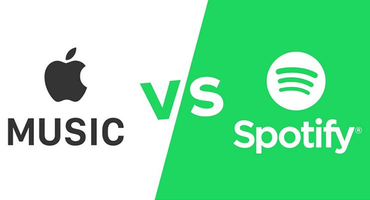 Apple Music Spotify - TecheNet
